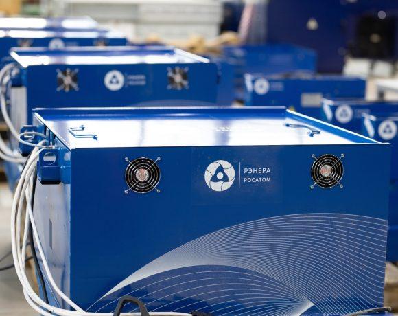 Baterie společnosti Enertech