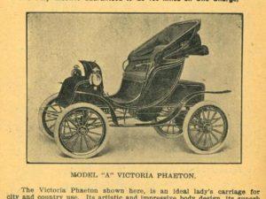 Elektromobil Fricthle Phaeton