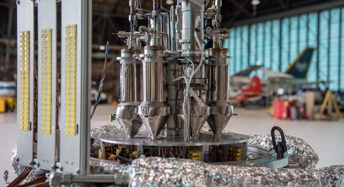 Prototyp reaktoru Kilopower