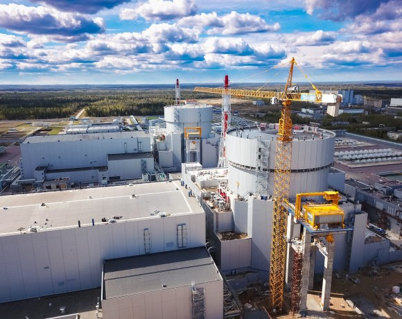 Pátý a šestý blok Leningradské jaderné eletrkrárny