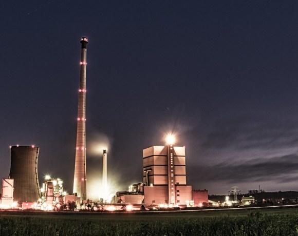 Elektrárna Buschhaus (foto senpatientulo/Flickr)