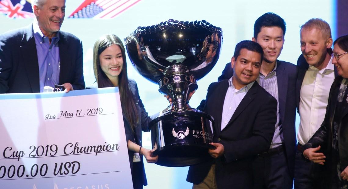 Vítězové SWC z roku 2019 z vietnamské společnosti Abivin (foto SWC)