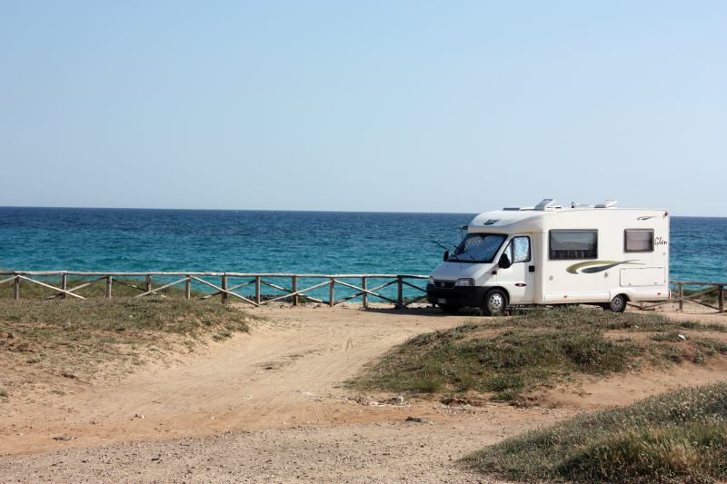 Vacanze estive 2019 in camper: Salento on the road