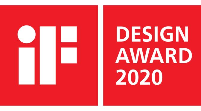 PX-S1000 wins 2020 iF Design Award