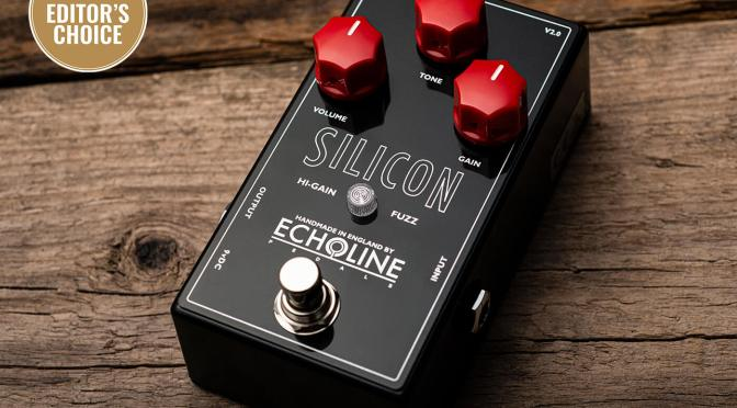 Review: Echoline Silicon Hi-Gain Fuzz