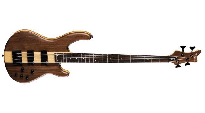Dean Guitars introduces the Edge Pro Select range of bass guitars