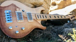 Great Guitar Build Off 2020 Results - Dan Thompson