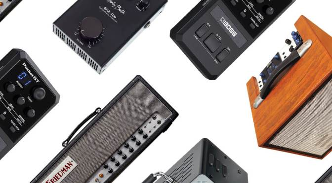Seven new electric and acoustic amplifiers: September 2020