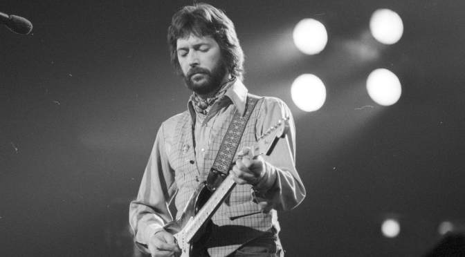 Eric Clapton's 20 greatest guitar moments, ranked