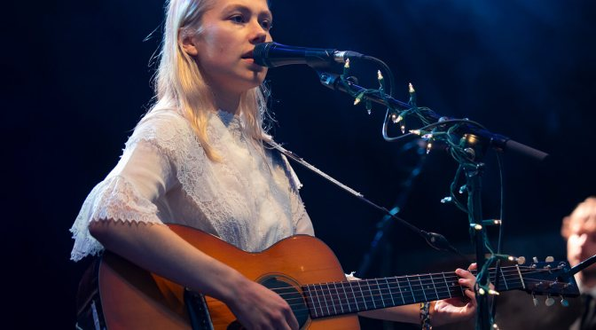 """Phoebe Bridgers had a migraine waiting on Grammy nomination results: """"These things give me a lot of anxiety"""""""