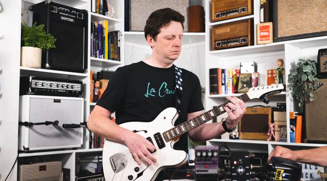 """How Josh Scott built JHS Pedals from the ground up: """"It's a total accident that was incredibly hard to do"""""""