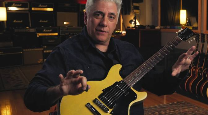 YouTuber Rick Beato is getting his own Gibson signature guitar
