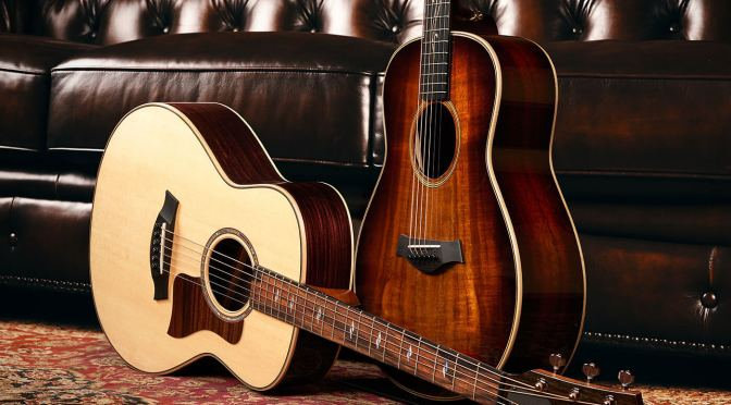 Taylor Guitars unveils two new Grand Theater acoustics for 2021