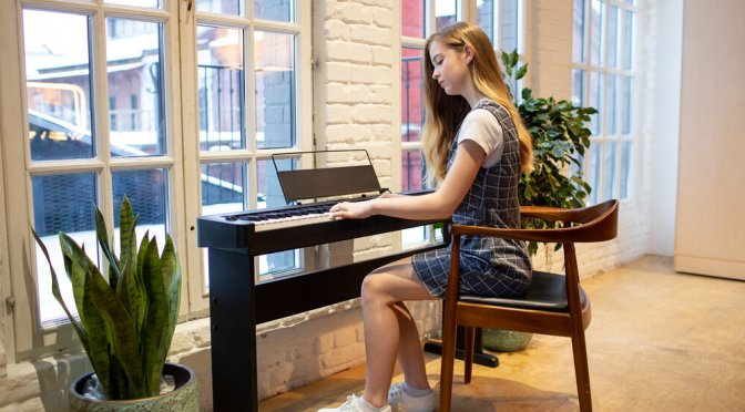 Buying a digital piano for your kids