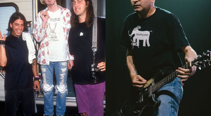 Steve Albini recalls offering to record In Utero for free if Nirvana could beat him at pool