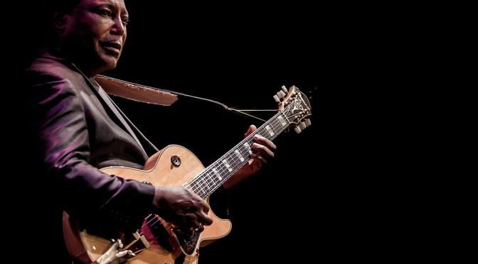 """I don't care who plays it; I just love the sound of the instrument"" George Benson on why his love for guitar is still going strong, 70 years into his career"
