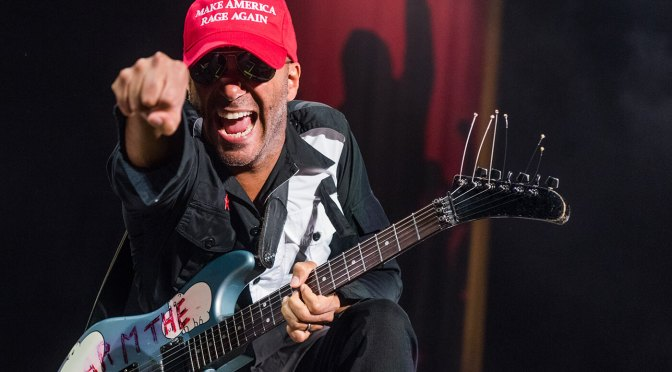 Tom Morello reveals why he never cuts his string ends