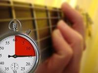 Guitar Practice Generator at MusicDiscipline.com