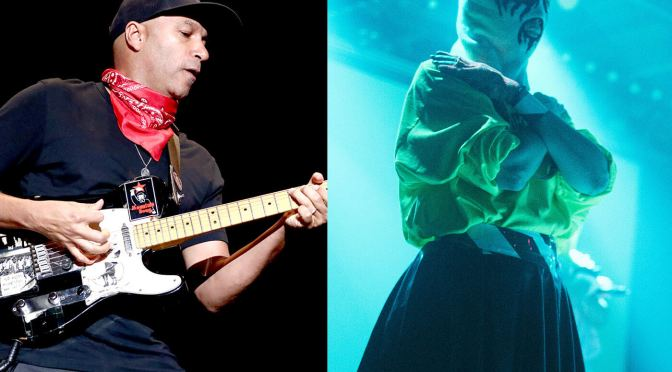 Tom Morello collaborates with Pussy Riot for new single Weather Strike