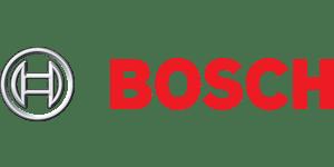 Grafika przedstawia logo Bosch