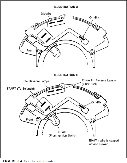 Wiring 7 Blade Rocker Switch