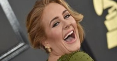 Adele Makes Her First Official Appearance On Tv, Addresses Her Excessive Weight Loss.