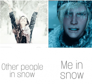 Funny Spring Snow Memes