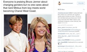 Is Chanel West Coast Transgender?