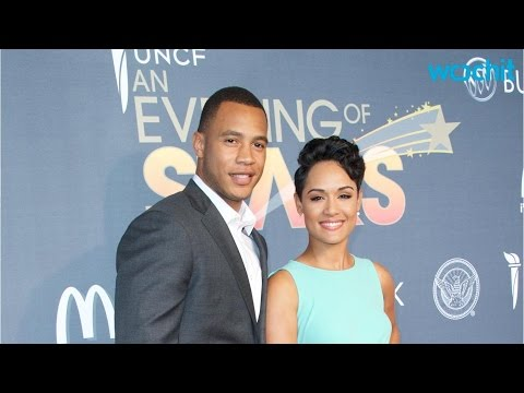 Empire Stars Grace Gealey and Trai Byers Are Engaged
