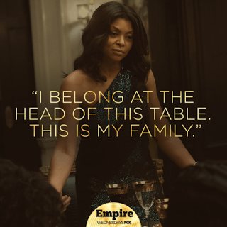 Cookie on Empire