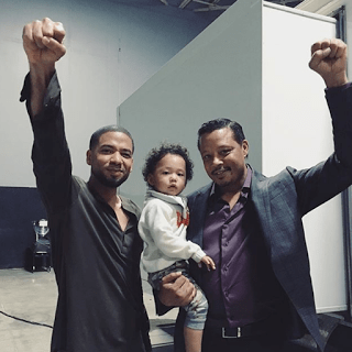 Jussie Smollett Terrence Howard