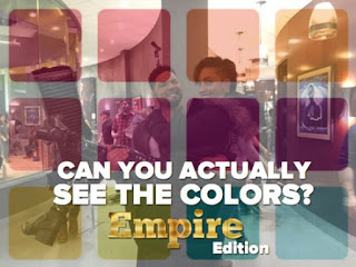 Empire Color Quiz