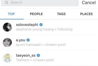 What Does Unseen Post Mean On Instagram