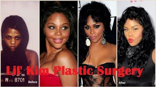 Lil Kim Before And Now Pictures