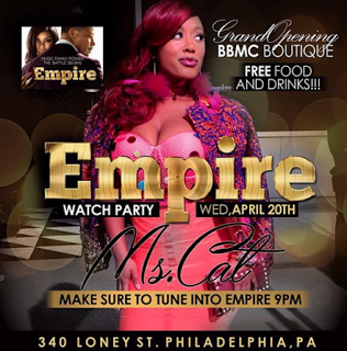 Stacy On Empire