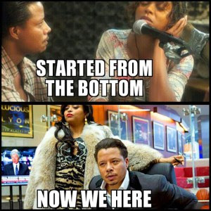Hustle and Flow Empire Connection