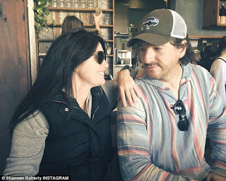 Shannen Doherty Husband Kurt Iswarienko