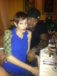 Terrell Suggs Baby Mother Ex Wife Candace Williams