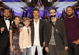 AGT Results Show 2016