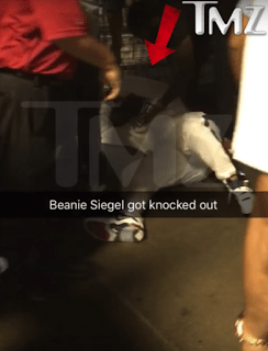 Meek Mill Brutal Knockout Beanie Sigel