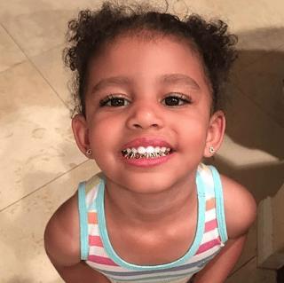 Tyreke Evans Daughter