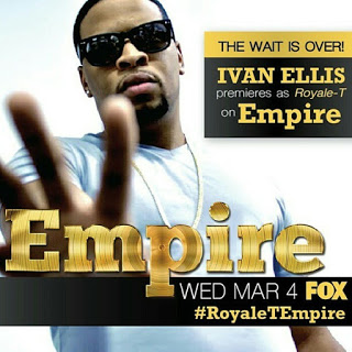 Who Plays Royale T On Empire? Ivan Ellis