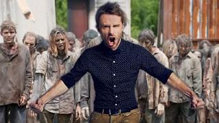 Chris Hardwick On Walking Dead