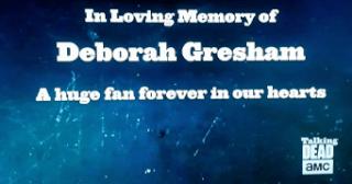 Deborah Gresham Walking Dead
