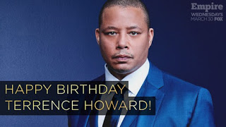 How Old Is Terrence Howard?