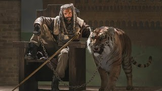Is The Tiger On The Walking Dead Read?