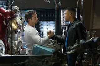 Terrence Howard Iron Man