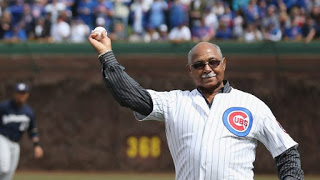 Who Threw Out The First Pitch Today? World Series 2016