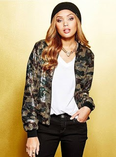 Empire G by GUESS Jacket