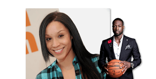 Aja Metoyer Dwyane Wade Baby Mama Basketball Wives LA